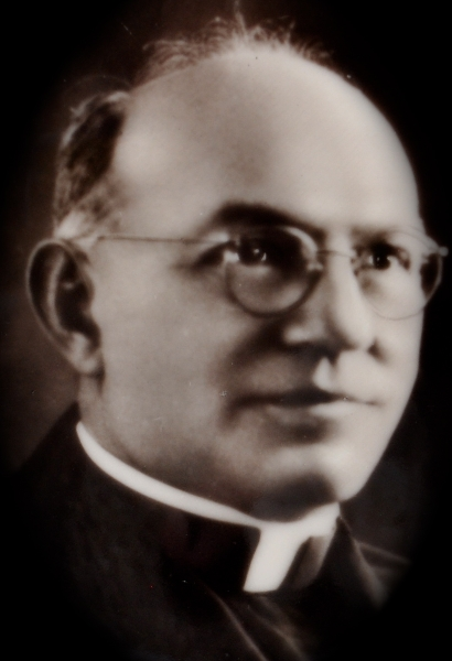 Kaspar, Rev. Paul P.