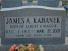 Kahanek, James Albert