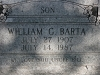 Barta, William G.